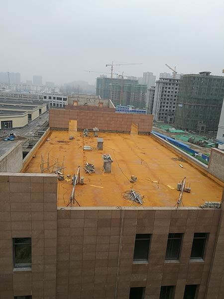 屋面防水保温