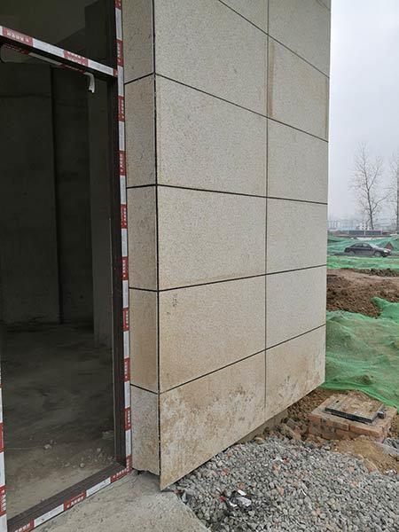 薄石材保温装饰一体板