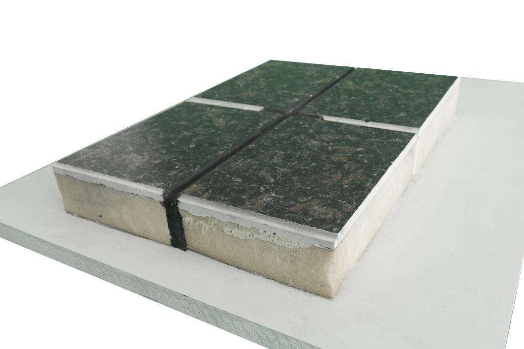 薄陶保温一体板